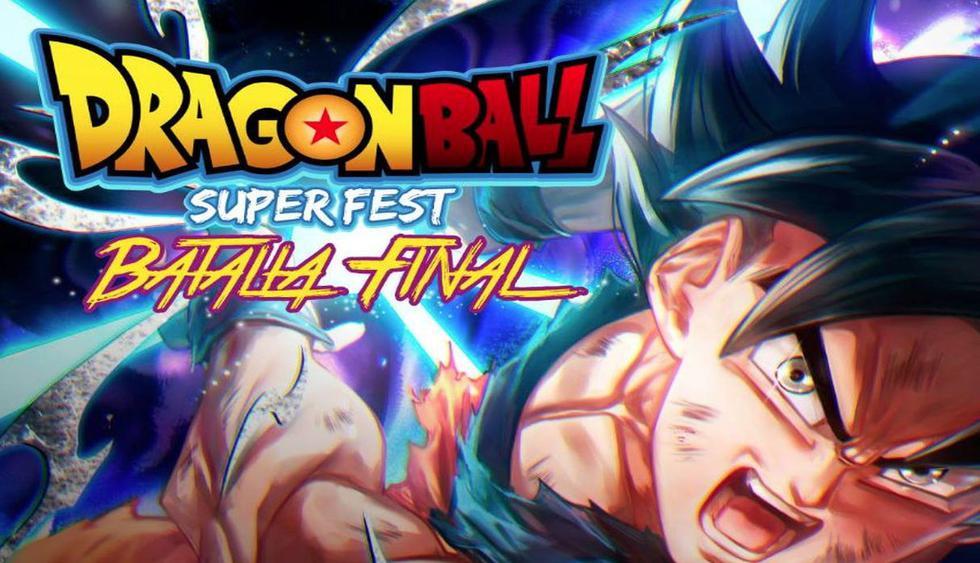 La fiebre de Dragon Ball Super llegó hasta la Municipalidad de Lima. El evento tendrá lugar el sábado 24 de marzo.