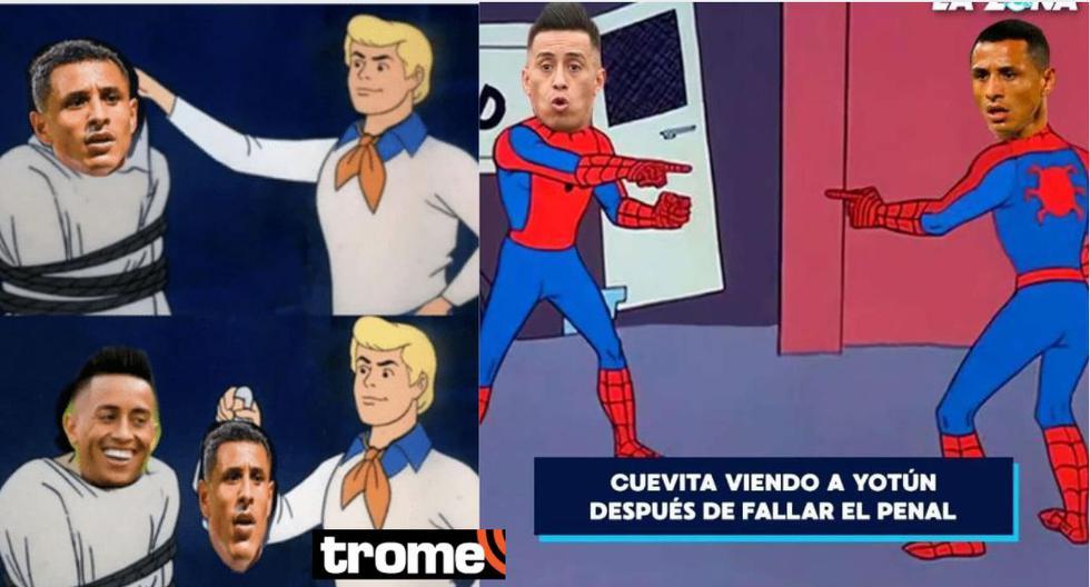 Perú vs Argentina: Memes no perdonan a Yoshimar Yotún, ¡lo confunden con Cueva!