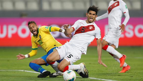 Neymar nos marcó tres goles en el Nacional (Foto: REUTERS)