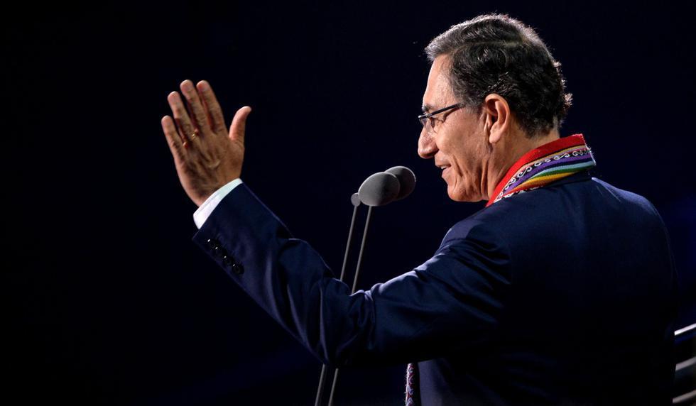 """Martín Vizcarra valoró los Panamericanos y tildó a sus detractores como """"Predicadores del no se puede"""""""