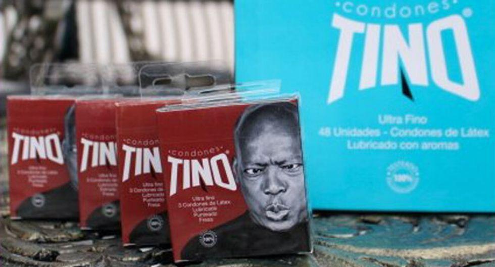 Faustino Asprilla a provecha cuarentena para rematar sus condones con su nombre