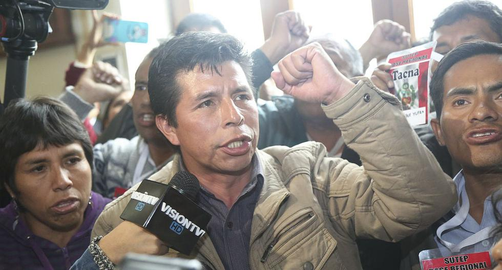 Pedro Castillo, candidato presidencial de Perú Libre, dio positivo para COVID-19 | Coronavirus ...