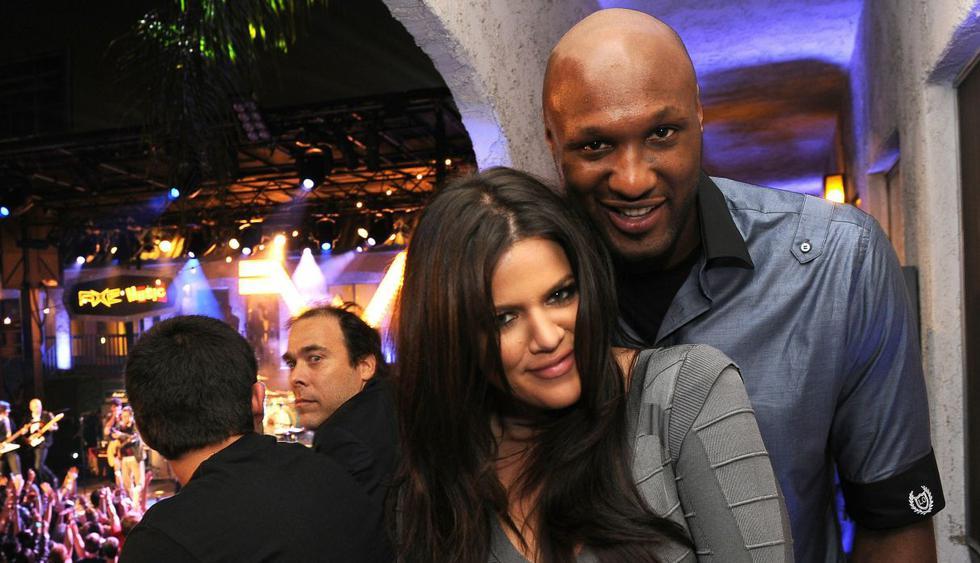 Khloé Kardashian apoya que Lamar Odom haya contado detalles de su matrimonio en libro. (Foto: AFP)