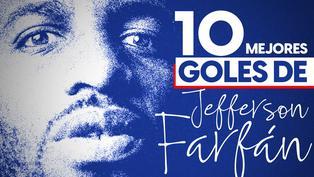 Jefferson Farfán regresa a la bicolor: disfruta los mejores goles del '10 de calle'