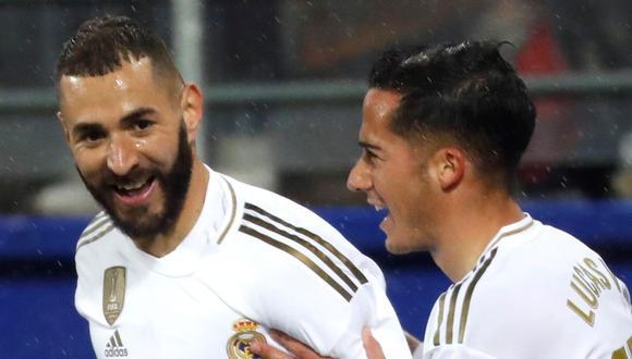 Golazos y doblete de Benzema: Mira aquí los tantos del francés en el Real Madrid vs Eibar por LaLiga