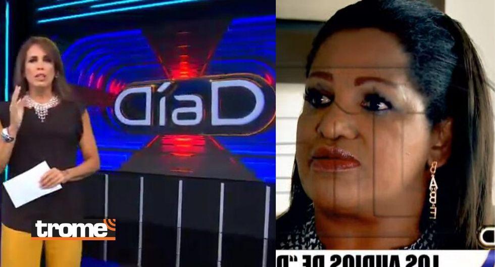 Día D obtuvo rating histórico con entrevista de Doña Charo