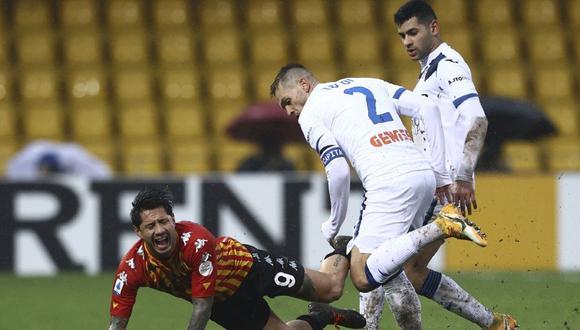 Gianluca Lapadula lleva 13 partidos sin marcar: 11 en Italia y dos con la selección. (Foto: Agencias)