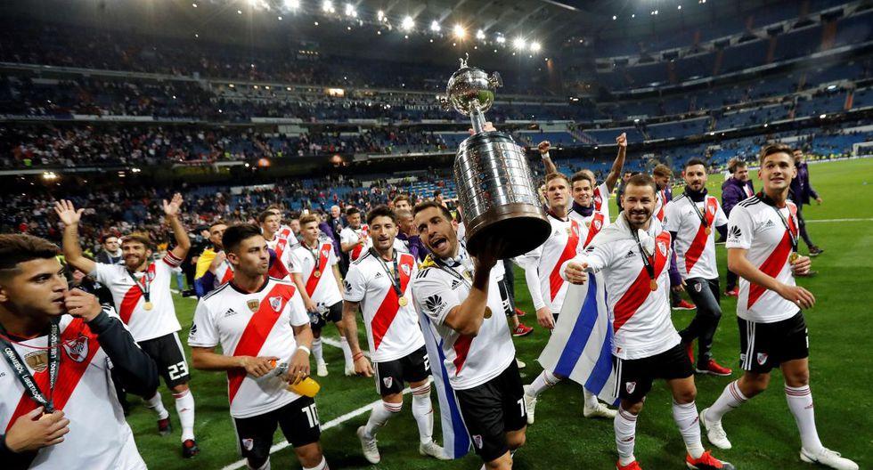 River Plate campeón de la Copa Libertadores: Venció 3-1 a Boca Juniors