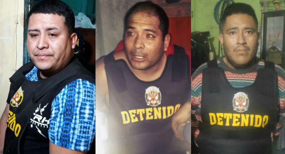 Callao: Caen 20 integrantes de 'Los chalacos' en megaoperativo