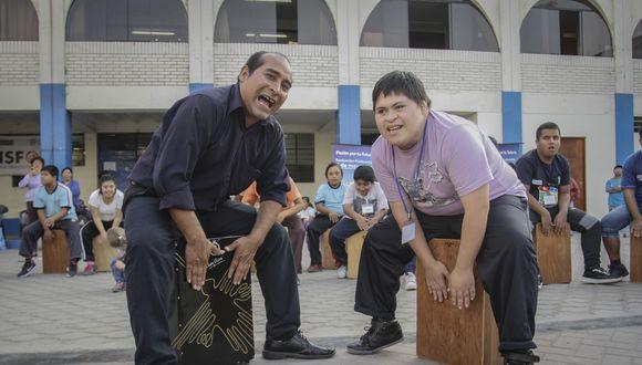 Clases de música para personas con discapacidad