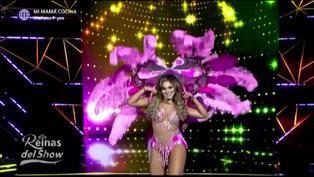 Isabel Acevedo obtuvo el puntaje más alto en la sexta gala 'Reinas del show 2′