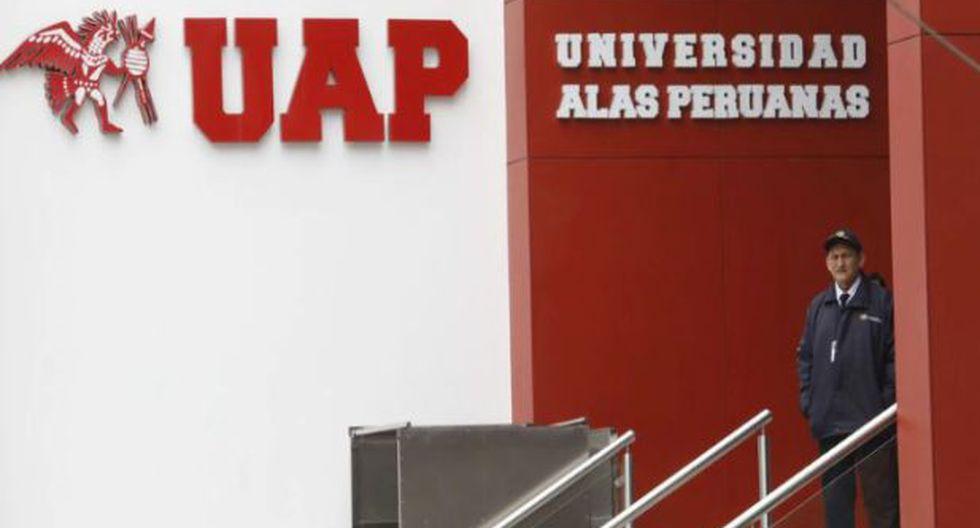 Universidad Alas Peruanas seguirá funcionando en 2020. (GEC)