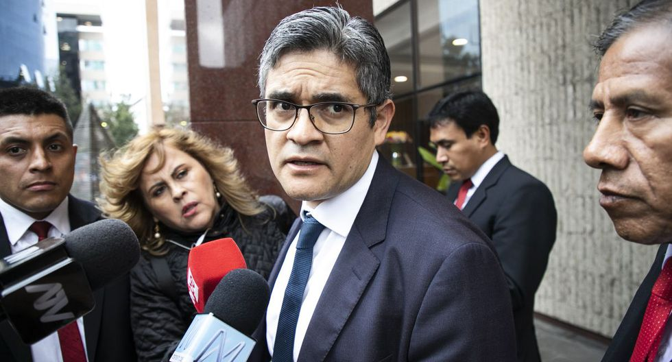 José Domingo Pérez denuncia agresiones contra su esposa   TROME