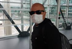 Jorge Sampaoli llegó a Marsella y lo llaman 'El Loco 2'
