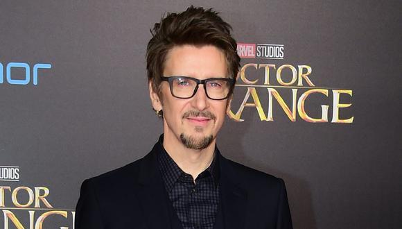 """Scott Derrickson anuncia que ya no dirigirá """"Doctor Strange 2"""", la esperada cinta de Marvel. (Foto: AFP)"""