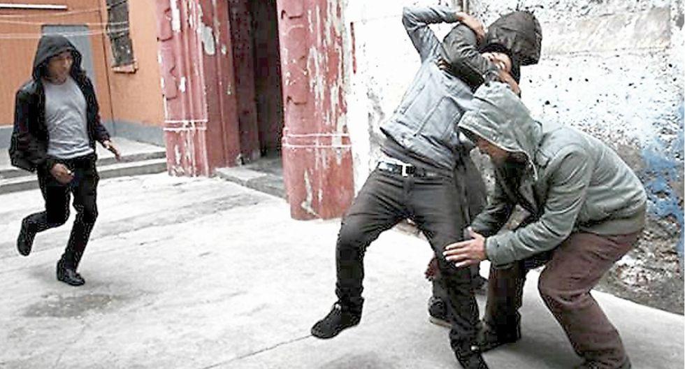 Inseguridad ciudadana: Conozca cuáles son los lugares más 'picantes' de Lima