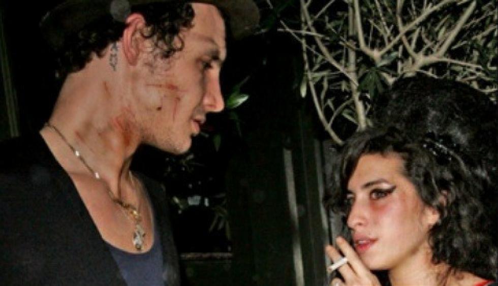 Amy Winehouse Y Blake Fielder Civil Una Historia De Amor Enfermizo Que Acabo Con La Vida De La Cantante Videos Y Fotos Espectaculos Trome