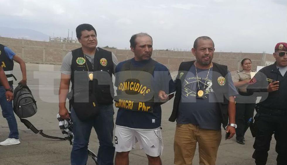 Cesar Augusto Alva Mendoza llegará a la capital para que que brinde su testimonio sobre la muerte de una niña de 11 años en San Juan de Lurigancho.