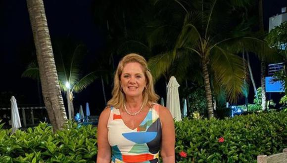 The Mexican actress recalled the good times she spent with the singer and praised his gallantry and chivalry (Photo: Erika Buenfil / Instagram)