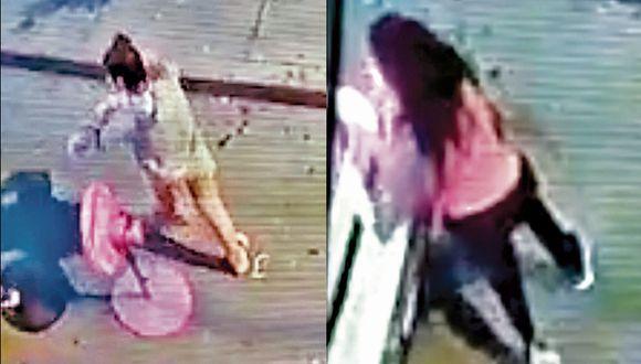 Mujeres implicadas en crímenes de Fiori