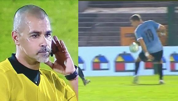 Deportes: Chile vs. Uruguay VAR Eber Aquino no mano VIDEO | NOTICIAS TROME  PERÚ