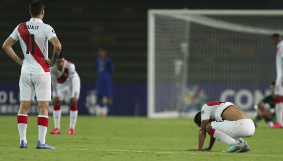 Perú vs Bolivia, por Preolímpico Sub 23