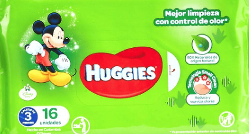Productos Huggies
