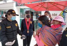 Autoridades recorrieron calles para dar protección a niños en situación de riesgo (FOTOS)
