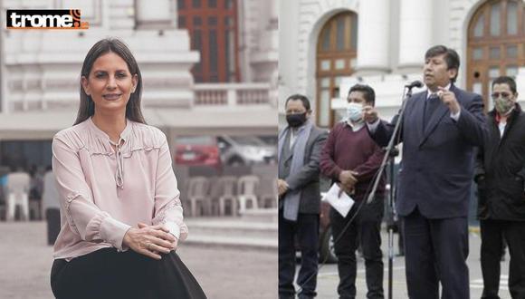 María del Carmen Alva brindó una entrevista a Trome y respuestas motivaron comunicado de Perú Libre. (Foto: GEC)