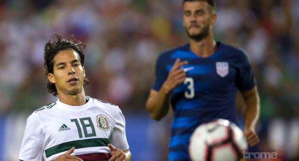 Jugador norteamericano humilló a futbolista mexicano por su baja estatura