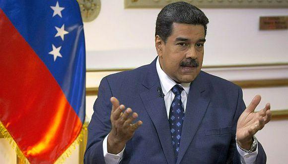 El régimen de Nicolás Maduro dispuso exigir a peruanos el visado para ingresar al territorio de Venezuela. (Foto: AFP)