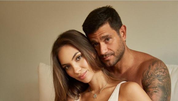 Yaco Eskenazi y Natalie Vértiz serán padres por segunda vez. (Foto: @yacoturco)
