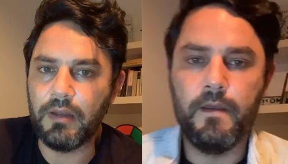 Daniel Olivares se pronuncia tras escándalo por decir que consume marihuana