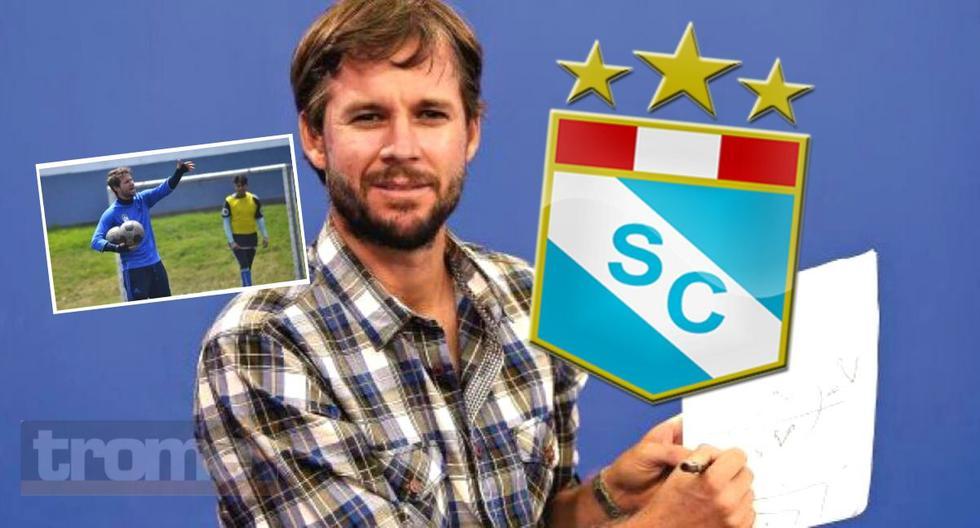 Manuel Barreto será entrenador de Sporting Cristal para lo que resta de la temporada.