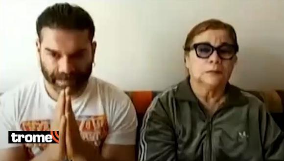 """Tomate Barraza llora al confesar que él y sus padres se contagiaron de Covid-19: """"Cuídense mucho"""""""