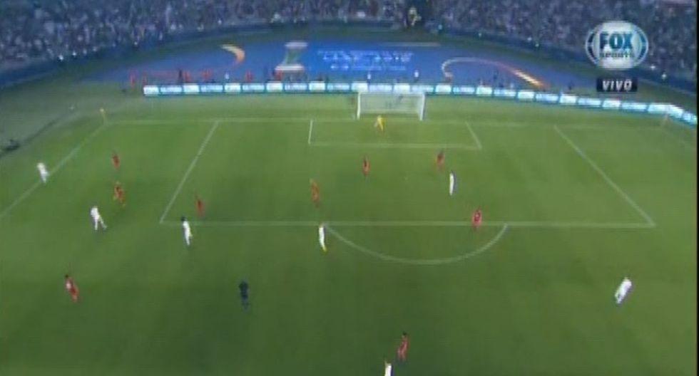 GOLAZO de Bale: Sensacional pared con Marcelo y gran definición en Real Madrid-Kashima por Mundial de Clubes
