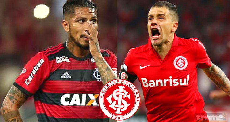 Andrés D'Alessandro, nuevo compañero de Paolo Guerrero en Inter de Porto Alegre fue amenazado de muerte y policía capturó a implicados