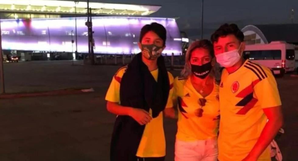 """""""No sabíamos que no iba a tener público"""": familia viajó a ver la Copa América pero el torneo es a puertas cerradas [VIDEO]"""