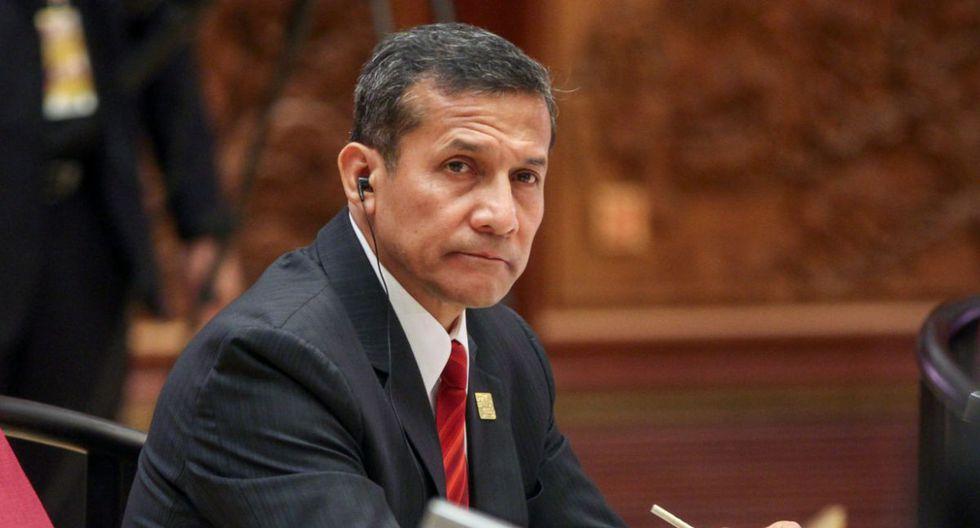 La Comisión de Defensa podría pedir levantar el secreto bancario de Ollanta Humala.