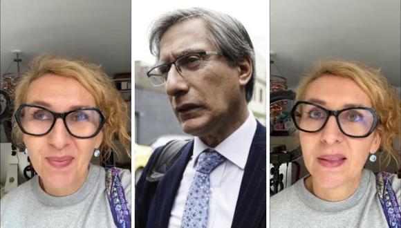 Katia Condos y Federico Salazar atravesaron complicadas semanas tras confirmar que tenían coronavirus. (Foto: Instagram @katiacondosseoane / Angela Ponce GEC)