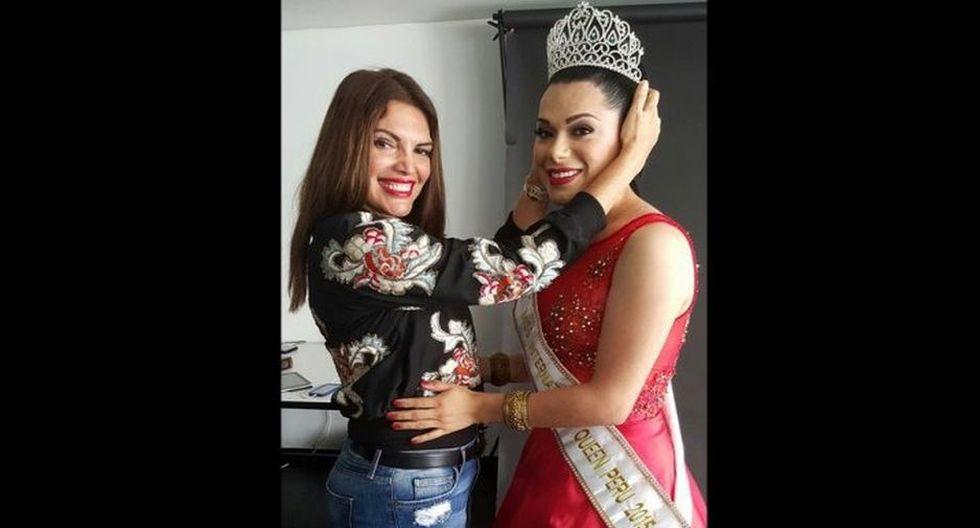 Dayana Valenzuela le responde a Karina Calmet por el Miss Perú.