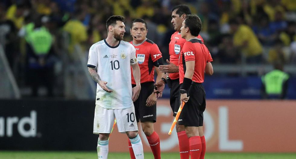 Copa América 2019: Conmebol se defiende de las acusaciones de Argentina y respalda uso del VAR