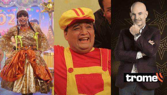 'El Reventonazo de la Chola', 'El wasap de JB' y 'Yo Soy' : ¿Qué programa lideró en el rating del sábado?