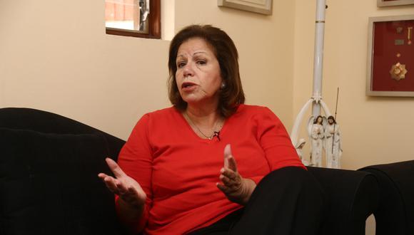 Lourdes Flores Nano, lideresa del PPC, considera que Keiko Fujimori ganó la segunda vuelta y que hubo fraude en mesa.