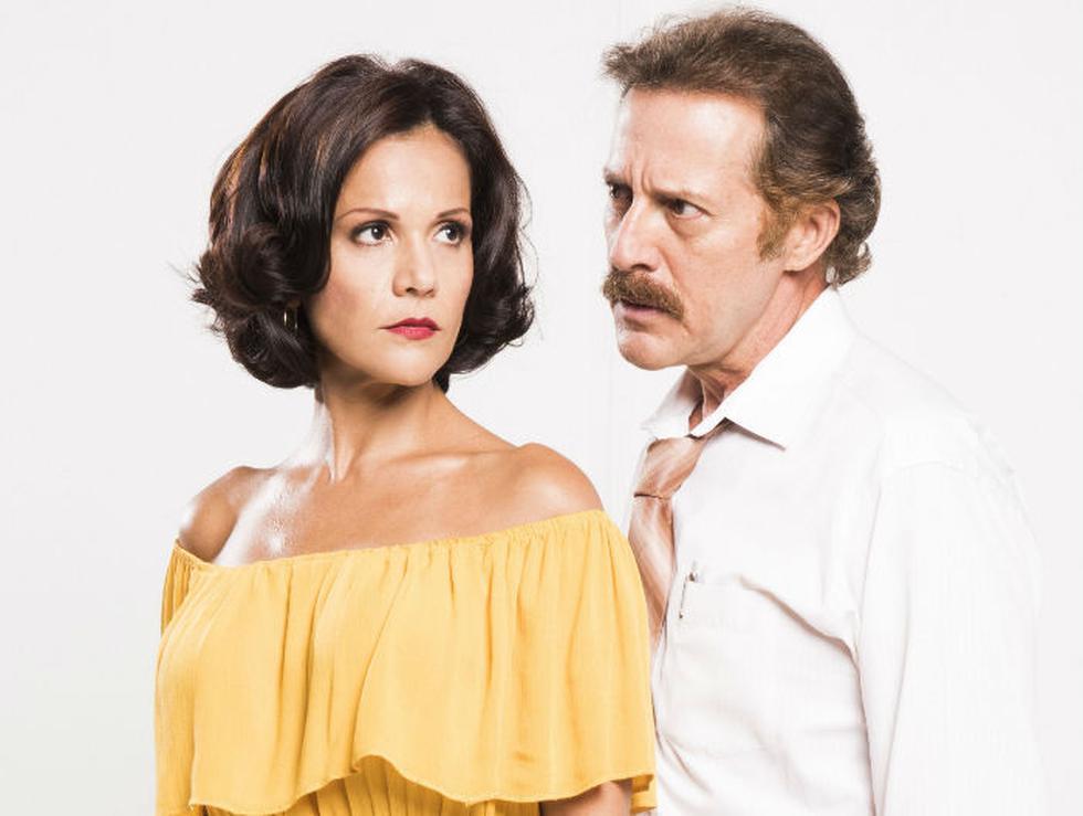 Mónica Sánchez y Paul Martin nos hablan de sus personajes en De vuelta al barrio. (Difusión)