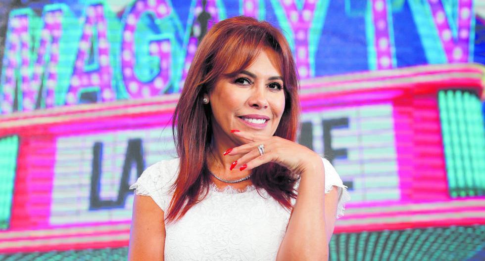 'Magaly TV, la firme' continuará el 2020 por ATV. (GEC)