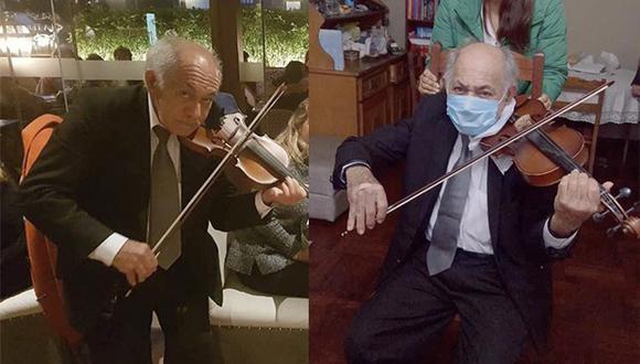 Lleva casado hace 40 años con su esposa Anita, quien sufre de sordera. (Foto: Trome).