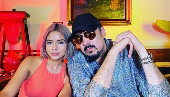 Ángela Aguilar y su padre Pepe Aguilar tuvieron una discusión que se hizo viral (Foto: Ángela Aguilar /Instagram)