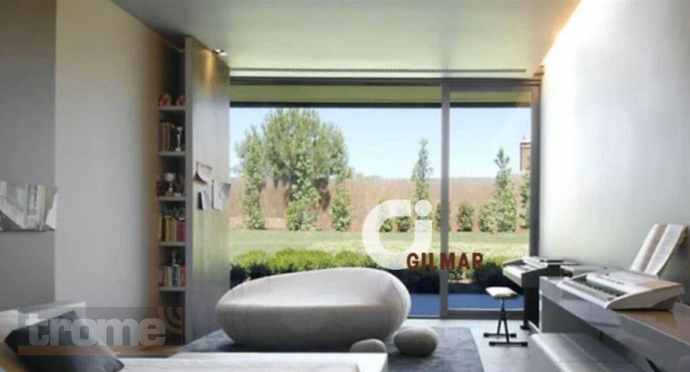 Eden Hazard compró la casa de Alejandro Sanz en Madrid