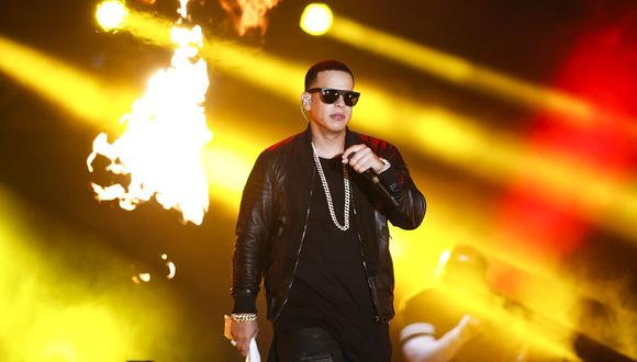 Daddy Yankee recibe premio ASCAP al compositor del año. (Foto: GEC)